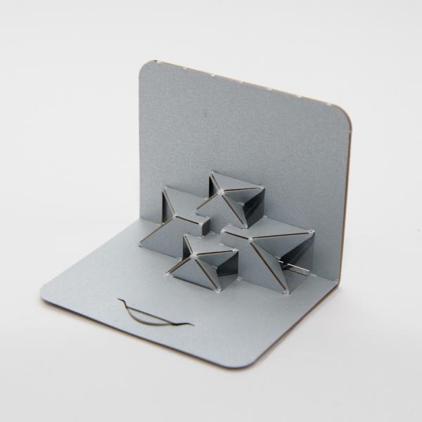 Geometric - FoldForm - business card