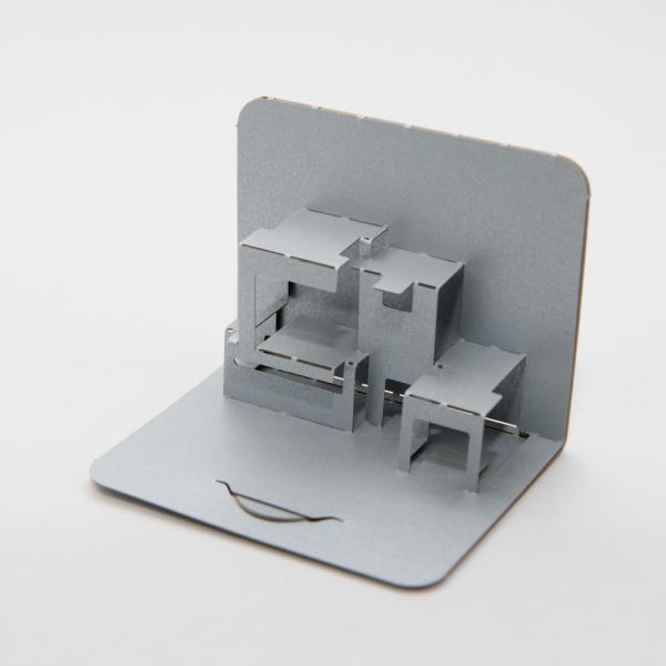 Modernist from - FoldForm - business card