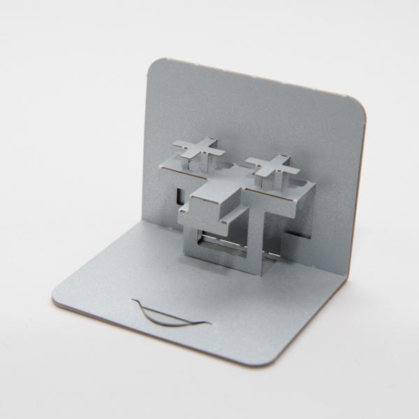 Tap - FoldForm - business card