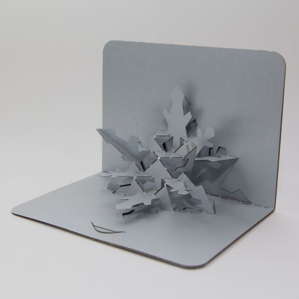 - FoldForm - 3D popup card