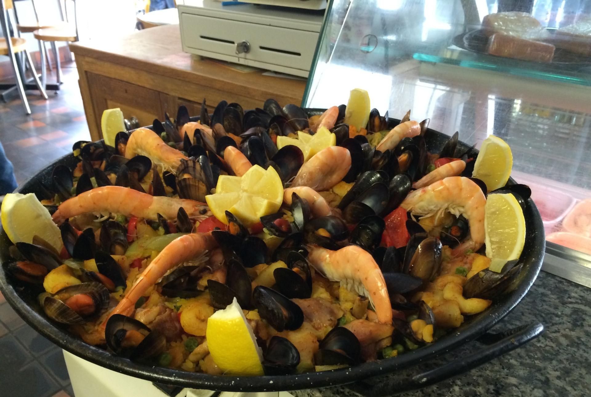 Mixed Spanish Paella