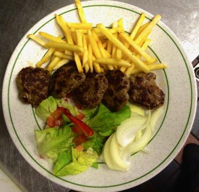 Mediterranean Kofte