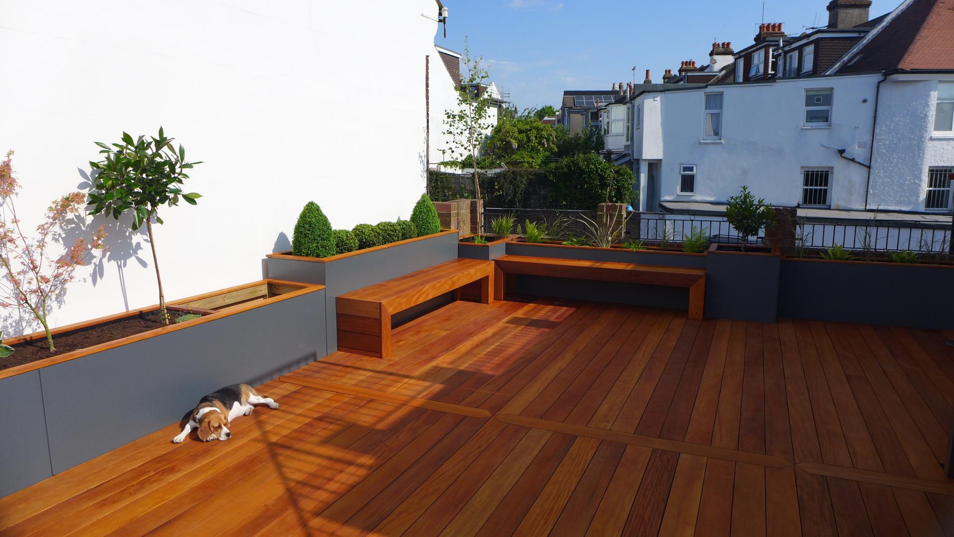 Bespoke Roof Terrace