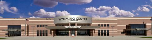 Wyoming Center at the Cam-Plex