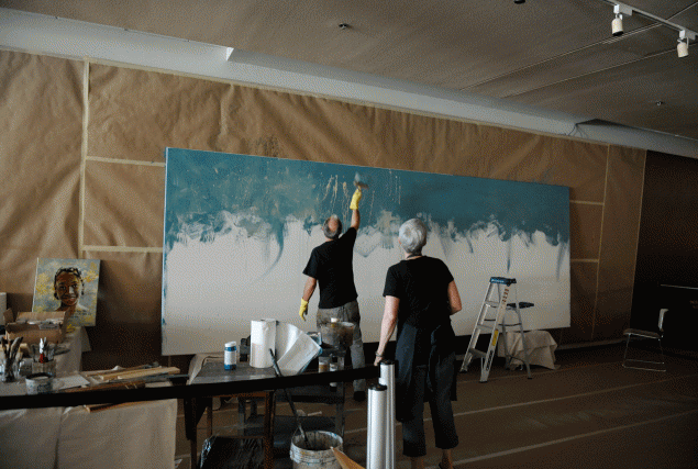 Painting for the Glory of God