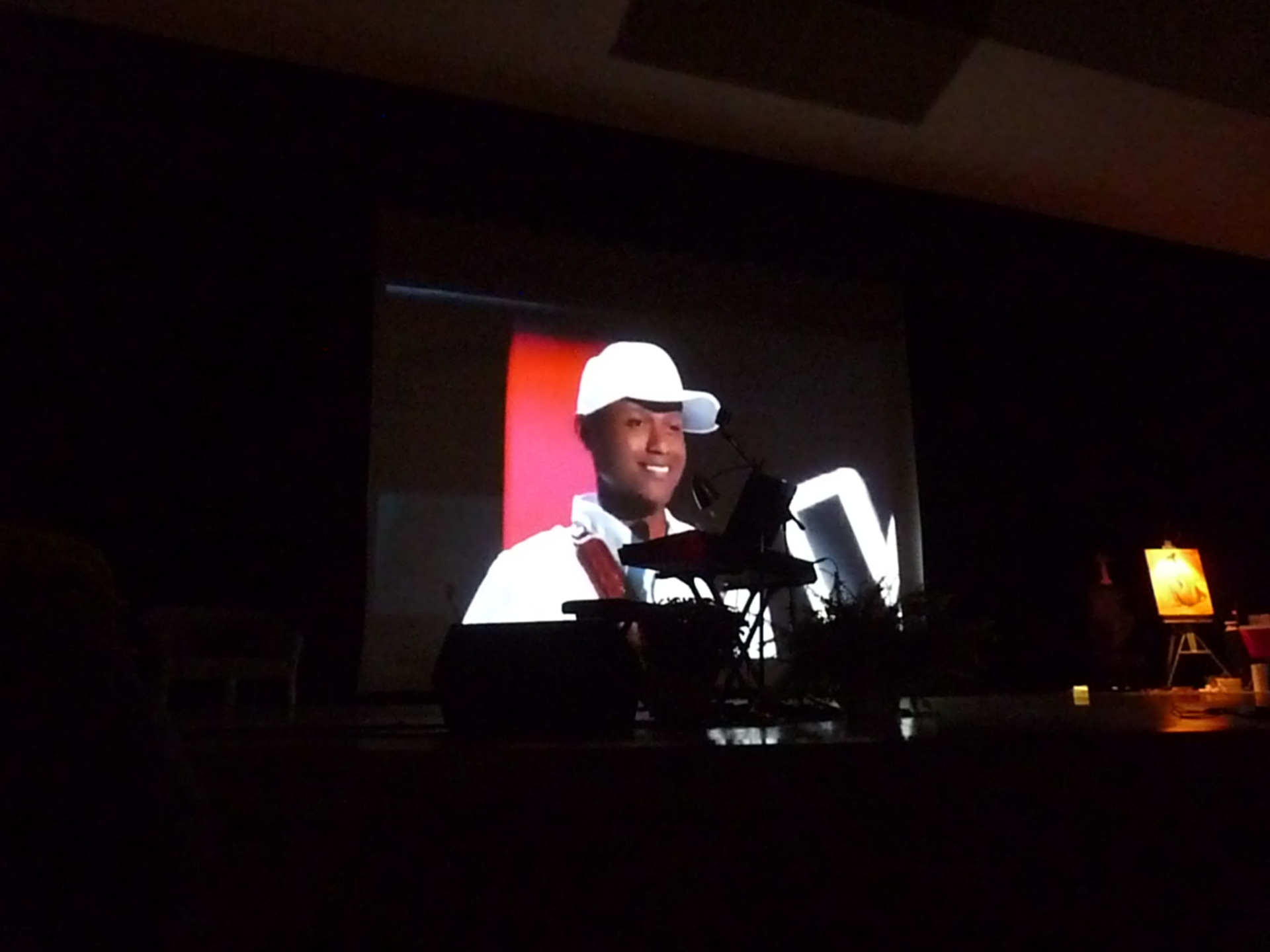 Javier Colon - video of him winning The Voice