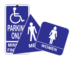 ADA & Braille Signs