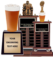 Fantasy Sports Trophies