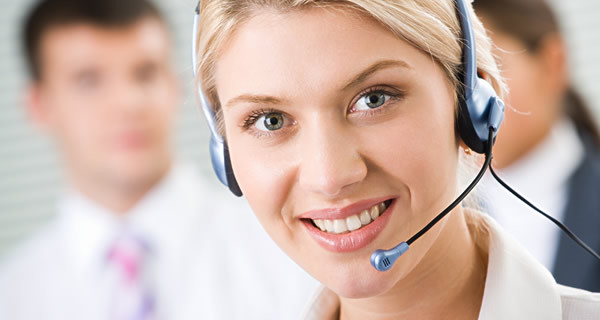Image of girl with headset