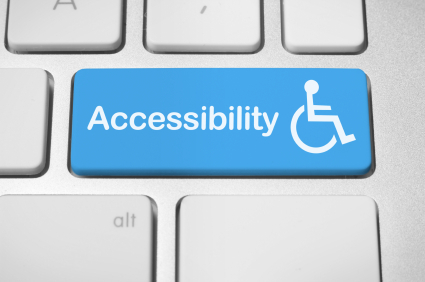 Image of Accessibility Button