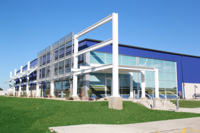 Photo of Iowa Lakes Campus