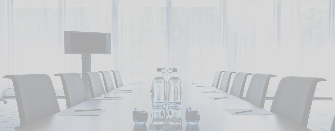 Image of conference table