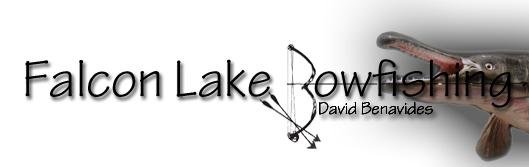 Falcon Lake Bow fishing