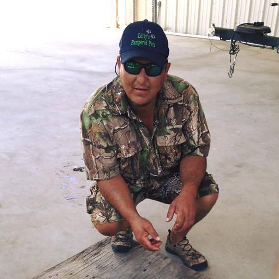 Guide David Benavides Bowfishing Guide