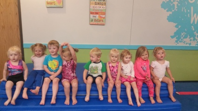 Tiny Tot Gymnastics