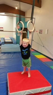 Pre School Gymnastics