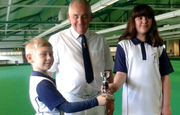 CLUB COMPETITION 2015-16                                     Under 14 Singles Championship