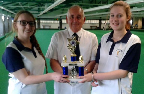 CLUB COMPETITION 2015-16                                  Under 21 Singles Championship