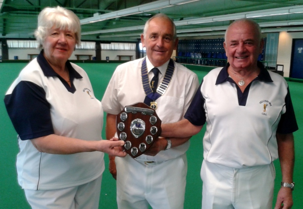 CLUB COMPETITION 2015-16          Mixed Pairs