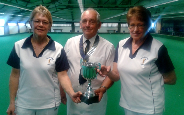 CLUB COMPETITION 2015-16       Ladies Singles