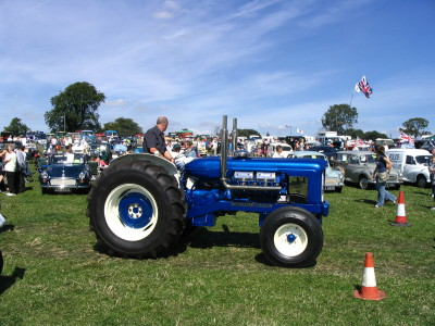50 Tractor Target for 2015 Run