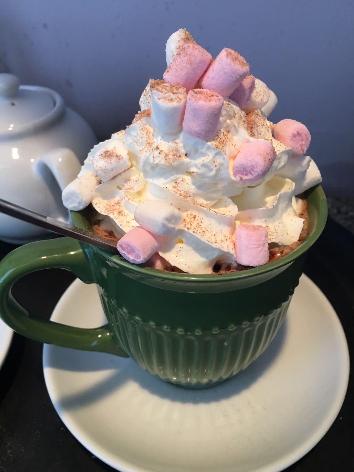 Deluxe Hot Chocolate