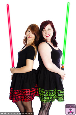 STAR WARS BOARDER SKIRTS