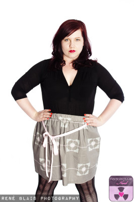 COMPANION CUBE BASIC SKIRT