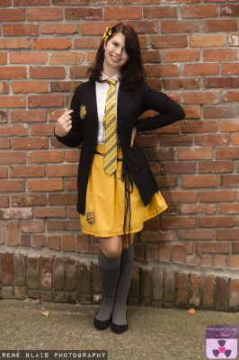 HUFFLEPUFF HOUSE SKIRT