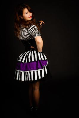 JACK SKELLINGTON BUTTON BUSTLE