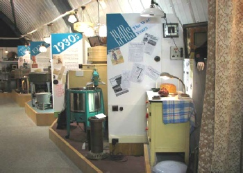 Amberley Museum Electricity Hall