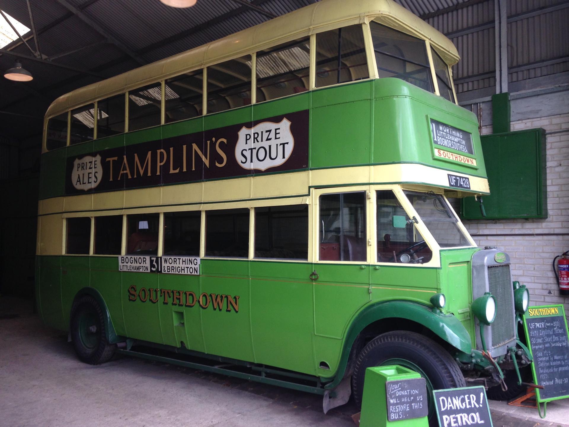 Southdown Bus Garage