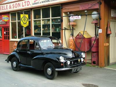 Amberley Museum Village Garage