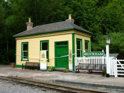 Amberley Museum - Hove ticket office
