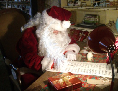 3rd, 4th, 10th, 11th, 14th, 17th, 18th and 21st December - Christmas at Amberley