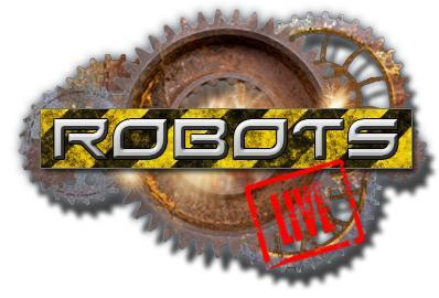 NEW Event RobotsLive 29th & 30th July
