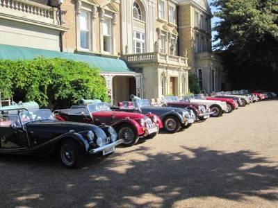 Wednesday 5th July - Morgan Sports Car Club Visit