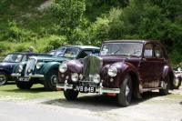 Amberley Museum -- Classic car show
