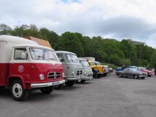Borgward Drivers Club Visit - Sunday 14th May