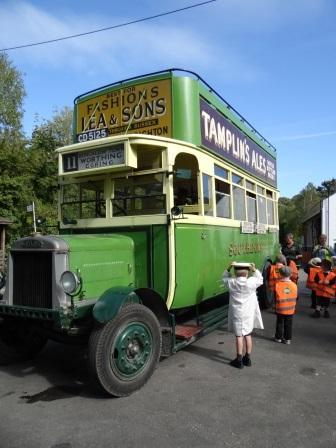 Amberley Museum Journeys workshop