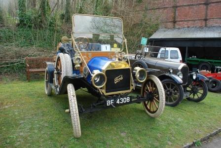 Vintage Car Show - Sunday 2nd April