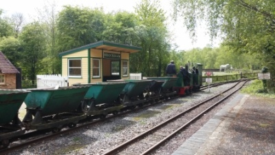 Spring Industrial Trains - Sunday 9th April