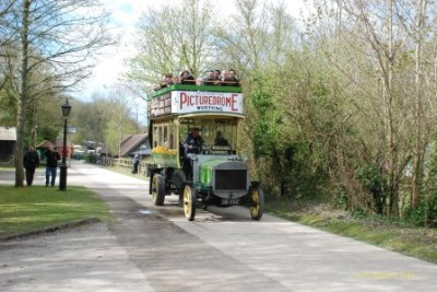 Amberley Southdown Bus Riders Day - Sunday 23rd April