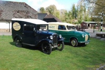 Commercial Vehicles - Sunday 14th May