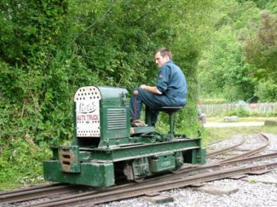 Sunday 20th August - Petrol Locos Day