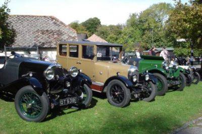 Sunday 8th October - Autumn Historic Transport Gathering 40th Anniversary Show
