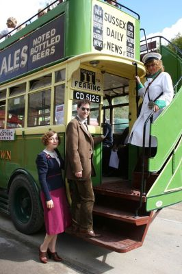 Sunday 24th September - Autumn Bus Show and Running Day