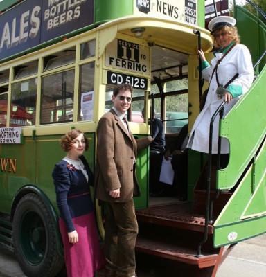 Bus Show Sept 24th