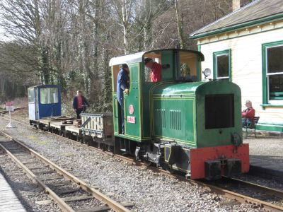 Spring Industrial Trains Day - Sunday 9th April