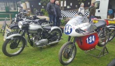 Amberley Museum's Motorbike Show